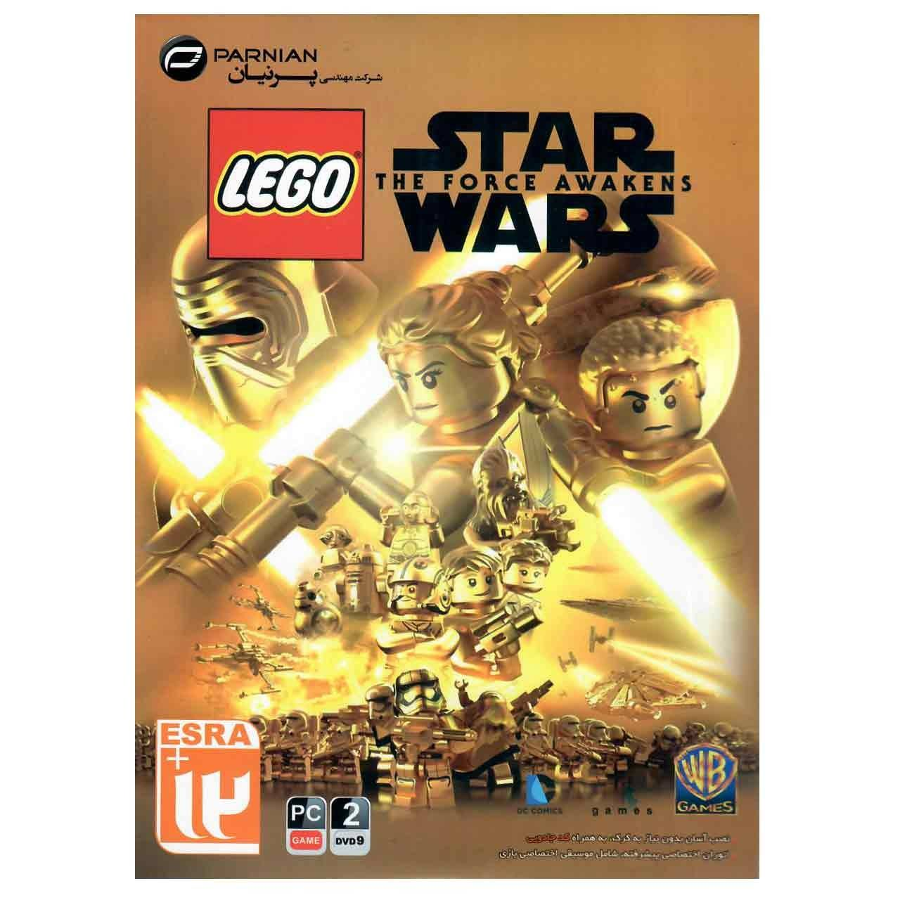 بازی Lego Star The Force Awakens Wars مخصوص PC
