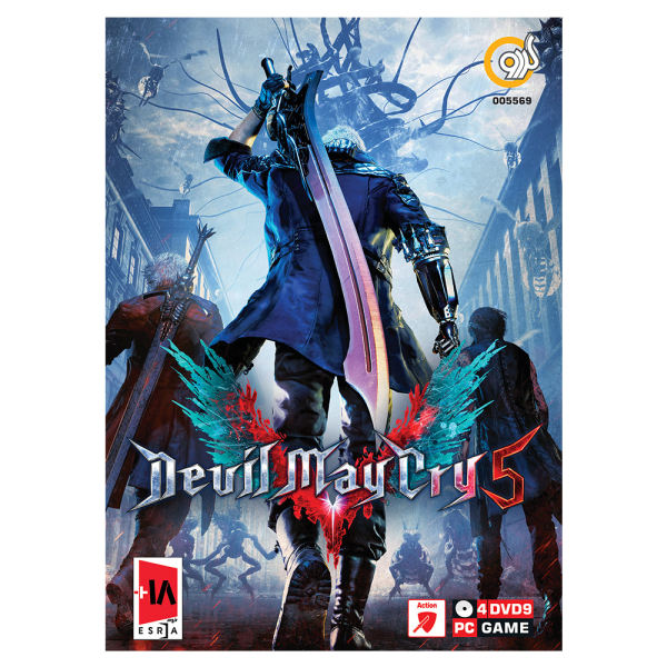بازی Devil May Cry 5 مخصوص PC نشر گردو