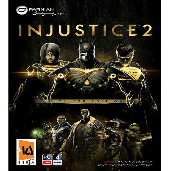 بازی Injustice 2 Ultimate Edition مخصوص PC