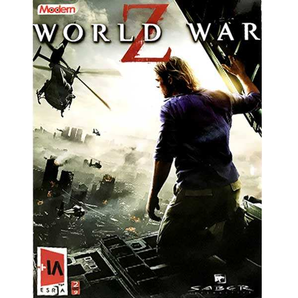بازی Z World War مخصوص PC