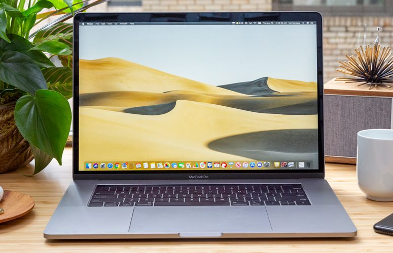 10. Apple MacBook Pro (15-inch, 2019)